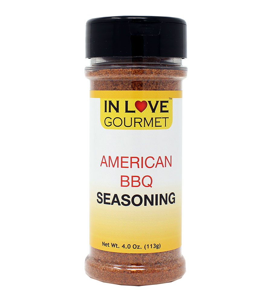 American BBQ Seasoning 4oz - Great on all meats, Barbecue Lovers Secret Recipe