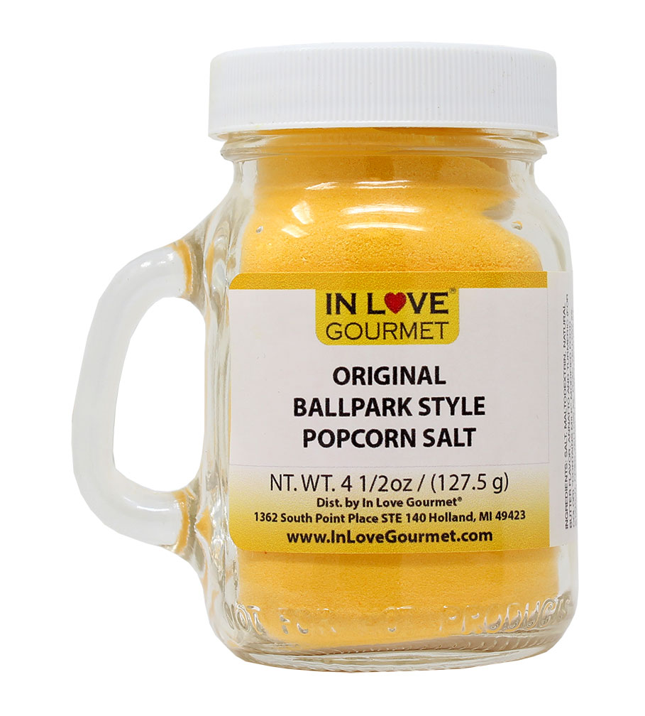 Original Ballpark Butter Fresh Popcorn Salt